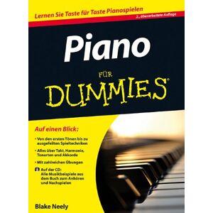 Blake Neely - Piano für Dummies