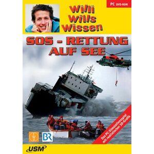 USM - Willi wills wissen: SOS - Rettung auf See (DVD-ROM)