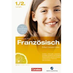 Cornelsen - Lernvitamin Plus - Französisch 1./2. Lernjahr