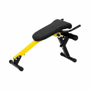 Gymrex Rückentrainer - einstellbar - zusammenklappbar - 130 kg 10230099