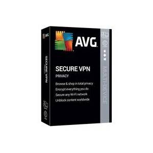 AVG Secure VPN 2020, 1-2 Jahre