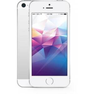 Apple Wie neu: iPhone SE (2016) 64 GB silber