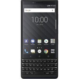 Blackberry Wie neu: BlackBerry KEY2 128 GB Dual-SIM schwarz QWERTY