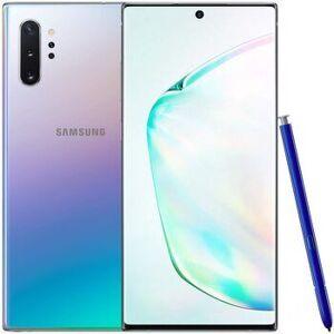 Samsung Wie neu: Samsung Galaxy Note 10+ 256 GB Single-SIM 5G aura glow
