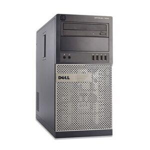 Dell Wie neu: Dell OptiPlex 7010 MT Intel 3rd Gen i7-3770 8 GB 512 GB SSD DVD-ROM Win 10 Pro