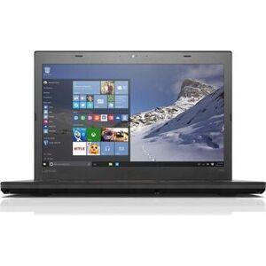 """Lenovo Wie neu: Lenovo ThinkPad T460 i5-6300U 14"""" 8 GB 320 GB HDD FHD LTE Tastaturbeleuchtung Win 10 Pro DE"""