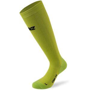 Lenz Compression 2.0 Merino Socken Grün M