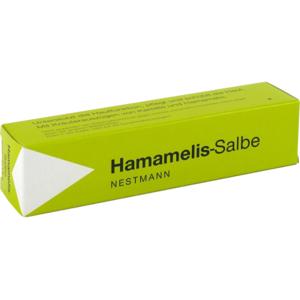 HAMAMELIS SALBE Nestmann 35 ml
