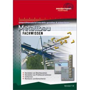 Friedrich-Wilhelm Gieseke - Metallbau Fachwissen: Lernfelder 5-8: CD-ROM interaktiv