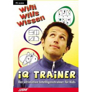 United Soft Media Verlag - Willi wills wissen - IQ Trainer Band 1