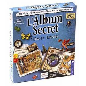 Collectif - Album secret oncle ernest CD hybride
