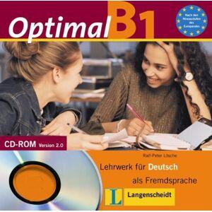 Optimal B1 - CD-ROM B1: Lehrwerk für Deutsch als Fremdsprache