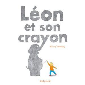 Barney Saltzberg - Léon et son crayon