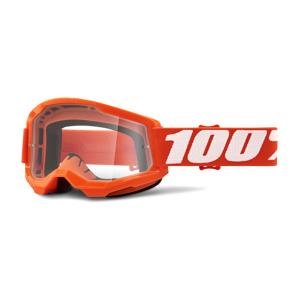 100% Crossbrille 100% Strata 2 Orange