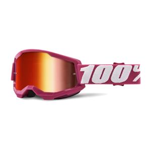 100% Crossbrille 100% Strata 2 Fletcher Pink
