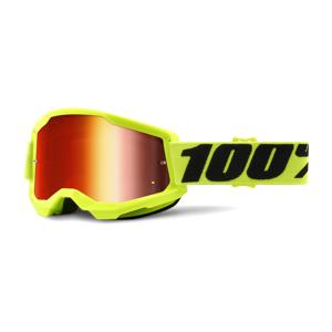 100% Crossbrille 100% Strata 2 Gelb