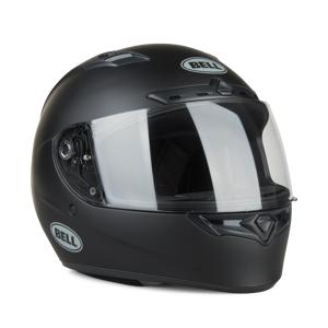 Bell Helm Bell Qualifier DLX Solid Mattschwarz