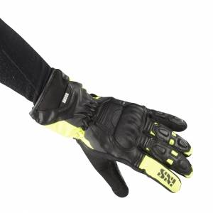IXS Handschuhe iXS Glasgow Schwarz-Gelb