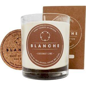 Blanche Raumduft Duftkerzen Coconut Lime Medium-Brenndauer 35 Stunden 1 Stk.