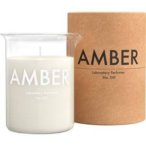Laboratory Perfumes Unisexdüfte Amber Scented Candle 200 g