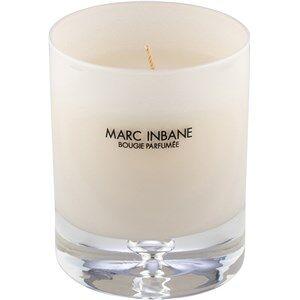 Marc Inbane Raumduft Duftkerzen Bougie Parfumée Tabac Cuir White 1 Stk.