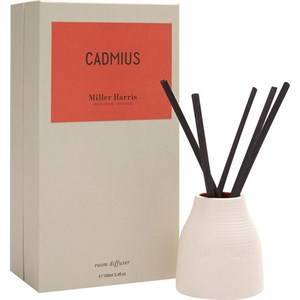 Miller Harris Home Collection Room Sprays & Diffusers Cadmius Reed Diffuser 100 ml