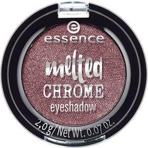 Essence Augen Lidschatten Melted Chrome Eyeshadow Nr. 01 Zinc About You 2 g