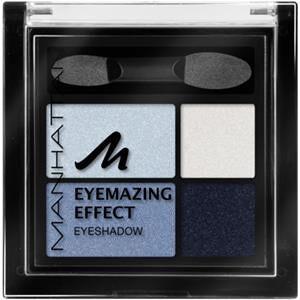 Manhattan Make-up Augen Eyemazing Effect Eyeshadow Nr. 95R Brownie Break 5 g