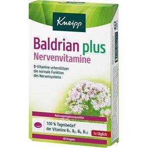 Kneipp Gesundheit Nahrungsergänzung Baldrian Plus Nervenvitamine 1 Stk.