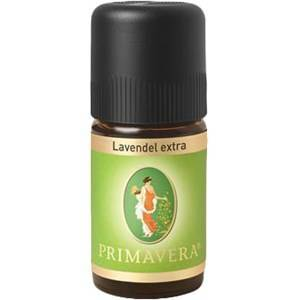 Primavera Aroma Therapie Ätherische Öle bio Lavendel extra Ws 5 ml