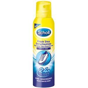 Scholl Fußpflege Schuh- und Fußfrische Fresh Step Geruchsstop Schuh Deo 150 ml