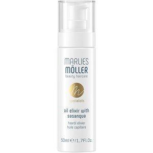 Marlies Möller Beauty Haircare Specialists Haaröl Elixier Oil Elixir with Sasanqua 50 ml