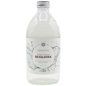 BEN&ANNA Zahnpflege Frischer Atem Natürliche Mundwasser 500 ml