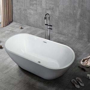 ARATI BATH & SHOWER Arati Bath&shower - Bañera Freestanding Ovale Instalación independiente