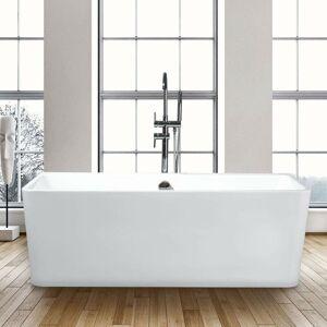 ARATI BATH & SHOWER Arati Bath&shower - Bañera Rectangular Independiente Exenta Diseño