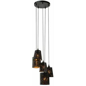 GLOBO Péndulo de lujo lámpara de techo para dormir habitación de invitados