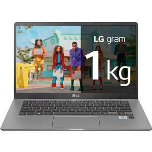 LG Portátil LG Gram 14Z90N-V.AR51B (14& 39;& 39; - Intel Core i5-1035G4 - RAM: 8 GB - 256 GB SSD - Intel Iris Plus Grpahics 655)