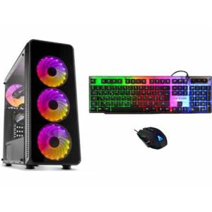 ART Desktop Gaming ART-PC 2248-3143 (Intel Core i5-10400 - NVIDIA GeForce GTX 1650 - RAM: 16 GB - 1 TB HDD + 500 GB SSD)
