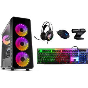 ART Desktop Gaming ART-PC 2248-1959 (Intel 1200 Core i3-10100 - NVIDIA GeForce RTX 3060 - RAM: 32 GB - 1 TB HDD + 500 GB SSD)
