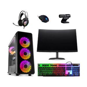 ART Desktop Gaming ART-PC 2249-2545 (AMD AM4 Ryzen 5 3400G - NVIDIA GeForce GTX 1660 - RAM: 8 GB - 1 TB SSD)