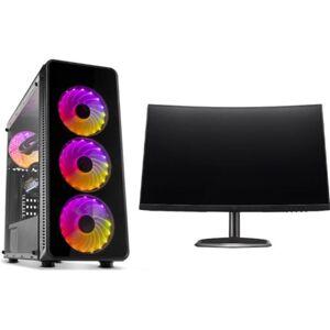 ART Desktop Gaming ART-PC 2248-6996 (Intel Core i7-10700 - NVIDIA GeForce RTX 3060 - RAM: 32 GB - 1 TB HDD + 250 GB SSD)
