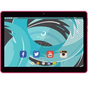 BRIGMTON Tablet BRIGMTON BTPC-1019 (10& 39;& 39; - 16 GB - 1 GB RAM - Wi-Fi - Negro y Rosa)