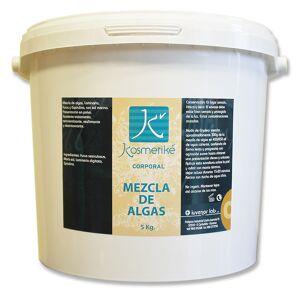 Mezcla de Algas Kosmetiké Profesional 3 Kg: Efecto Limpiador en Profundidad