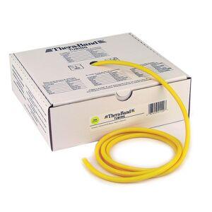 Thera Band Tubing 7.5m: Tubos de Látex de Resistencia Suave - Color Amarillo
