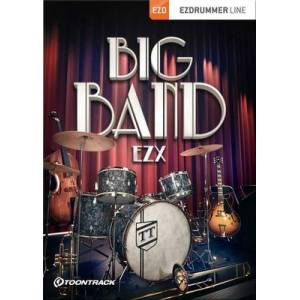 Toontrack EZX Big Band
