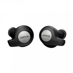 Jabra Elite Active 65t Stereo Bluetooth Headset - Black Titanium