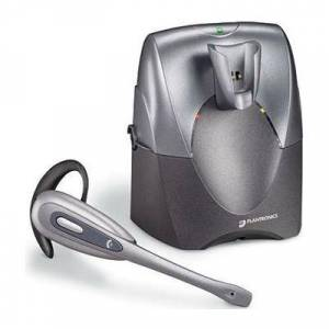 Plantronics CS55 Wireless Headset - Free 1 Year Warranty - Certified Refurbished