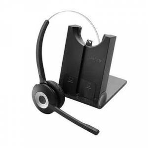 Jabra PRO 925 Single Connectivity Mono Wireless Headset With Noise-Canceling Microphone, Headband (925-15-508-185)""""""