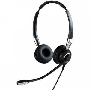 Jabra BIZ 2400 II Duo NC QD Over the Ear Headset