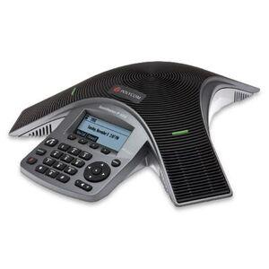 "Polycom """"""Polycom SoundStation IP 5000 VoIP Conference Phone (POE) Power Over Ethernet """"A-Stock"""""""""""